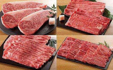 定期便 最高級飛騨牛食べ比べセット 寄附金額 200,000円