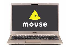 マウスコンピューター15.6型ノート「m-Book B401H-IIYAMA」
