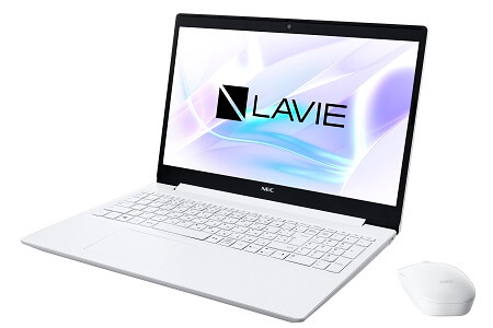 NEC LAVIE Direct N15 (15.6型LED液晶搭載 スタンダードノート)2020年夏モデル イメージ