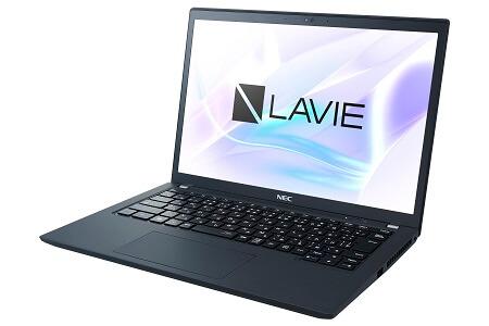 【2021年夏モデル】 NEC LAVIE Direct PM(X) 13.3型ワイド LED IPS液晶搭載のハイスペックモバイルノートPC