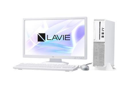 NEC製 タワー型デスクトップPC LAVIE Direct DT( Core™ i3搭載) 寄附金額468,000円 イメージ