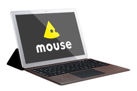 マウスコンピューター 12型2in1タブレットPC「MT-WN1201E-IIYAMA 寄附金額162,000円 イメージ