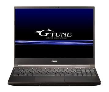 マウスコンピューター15.6型ノートPC「G-Tune H5-B-IIYAMA」