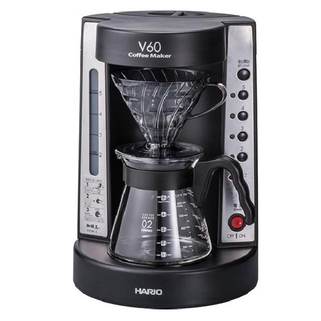 HARIO コーヒーメーカーV60 珈琲王 EVCM-5TB 寄付金額 35,000円・還元率30%(茨城県古河市)