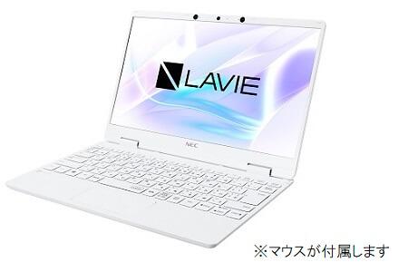 NEC LAVIE Direct NM(12.5型FHD IPS液晶モデル)2020年春モデル イメージ