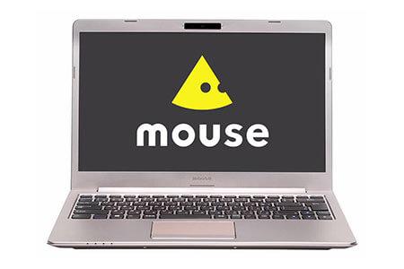 マウスコンピューター14型ノート「MB-B400H」 寄附金額340,000円 イメージ