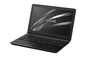 VAIO S15(ブラック) 寄附金額480,000円