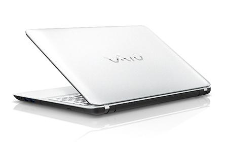 VAIO S15(ホワイト) 寄附金額480,000円(長野県安曇野市)