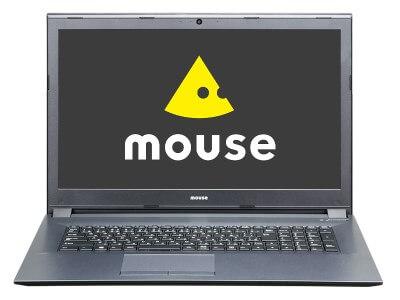 マウスコンピューター17.3型ノート 寄附金額602,000円 イメージ