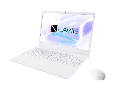 NEC LAVIE Direct N15 (15.6型LED液晶搭載 スタンダードノート)2020年夏モデル