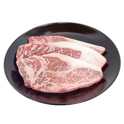 八雲牛サーロインステーキセット イメージ