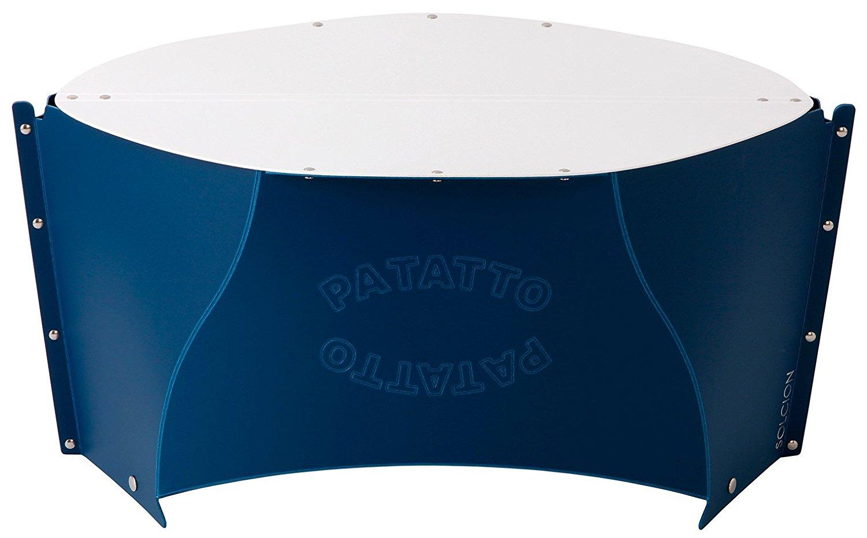 折りたたみテーブルPATATTO TABLE(ネイビー×ペールホワイト) 寄附金額 20,000円 (岐阜県七宗町)
