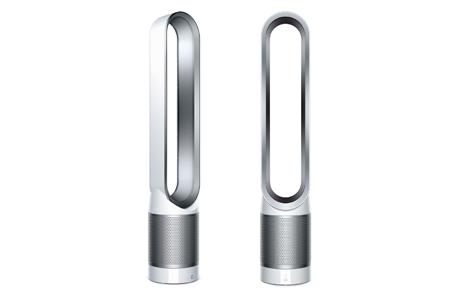 ダイソン Dyson Pure Cool 空気清浄機能付ファン扇風機 ホワイト/シルバー 寄附金額160,000円 イメージ