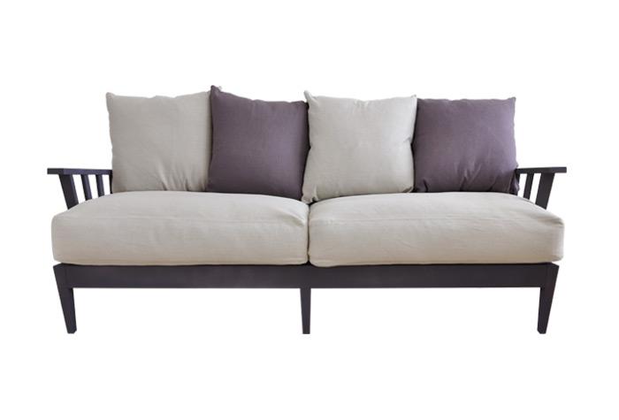 ソファ Stick Back Sofa(北の住まい設計社) 寄附金額 1,000,000円 (北海道東川町)