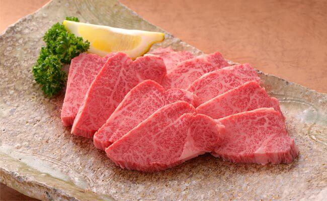 3位:九州産黒毛和牛カルビ焼肉用400g 寄附金額13,000円(大阪府泉佐野市)