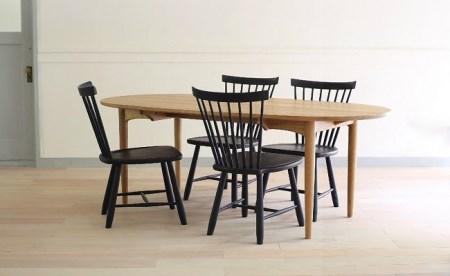 Oval table & Lilla Åland 寄附金額 1,000,000円 (北海道東川町)