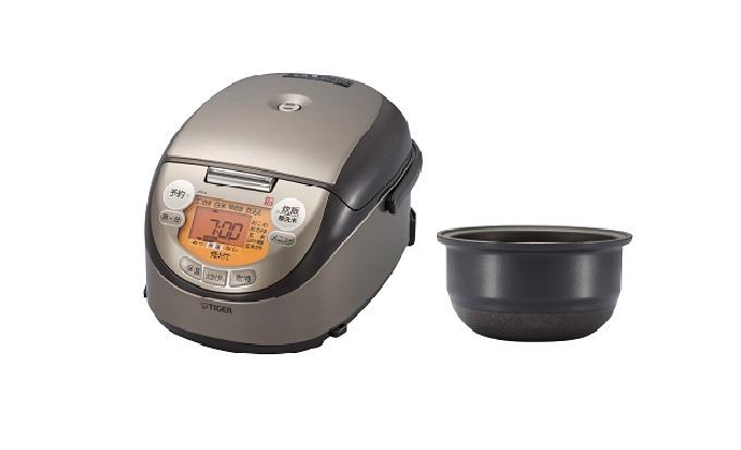 タイガー 土鍋IH炊飯ジャー3合炊き(JKM-G550) 寄附金額 200,000円 イメージ