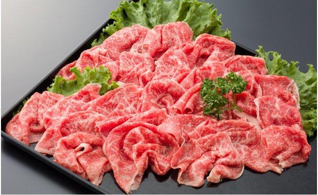脂がのった宮崎牛が人気