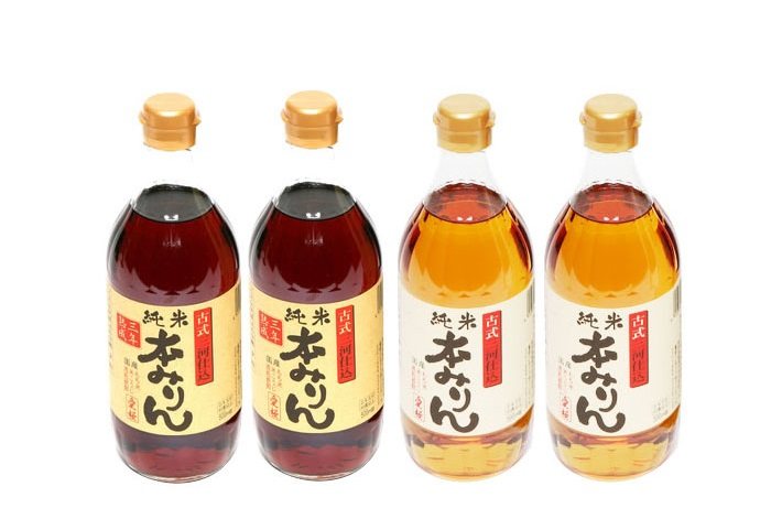 古式三河仕込 愛桜熟成純米本みりん味比べセット 寄附金額10,000円