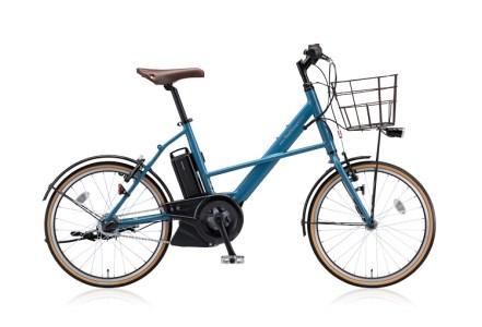 ブリヂストンサイクル 電動自転車 リアルストリームミニ
