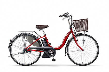 191YAMAHA電動アシスト自転車(ナチュラM) 寄附金額275,000円