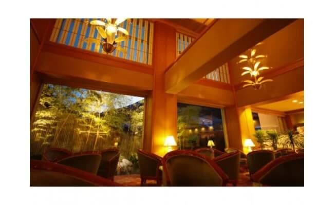 琴平グランドホテル「桜の抄」1泊2食付2名様宿泊券