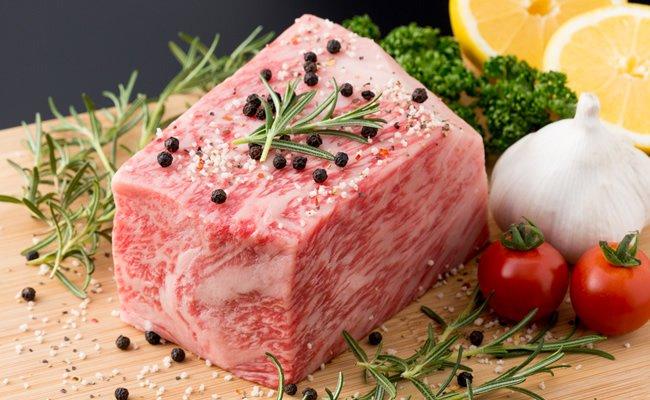 ブロックの牛肉ランキング
