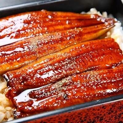 飯塚魚市場厳選 九州産うなぎ蒲焼(特大サイズ2尾) 寄附金額10,000円 イメージ