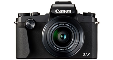 canon PowerShot G1X Mk3 withアクセサリ イメージ