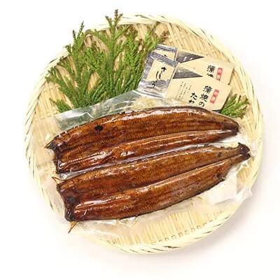 【浜名湖産】 鰻蒲焼2本セット 寄附金額10,000円 イメージ
