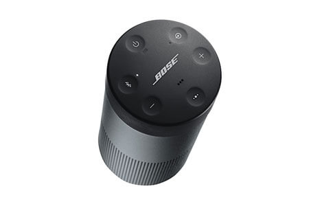 Bose® SoundLink® Revolve Bluetooth® speaker(トリプルブラック) 寄附金額100,000円 イメージ