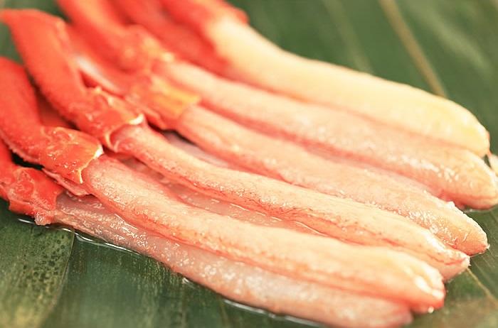 生トゲズワイガニ800~1kg(生食可)