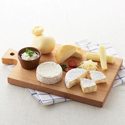 はやきたチーズ色々詰合せ 寄附金額10,000円 イメージ
