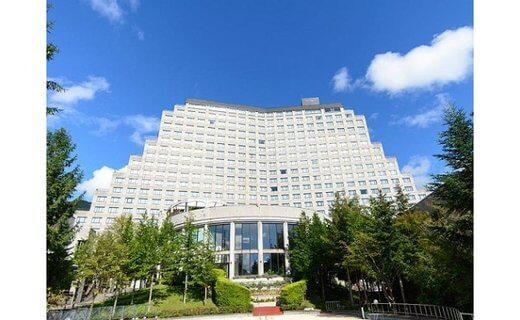 ホテルリステル猪苗代ウイングタワー 1泊2食付きペア宿泊券