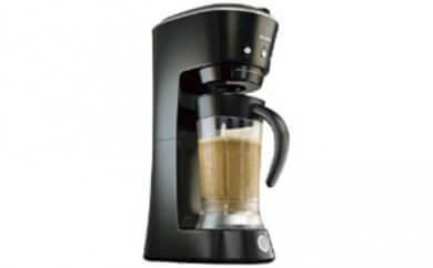 フラッペを作れるコーヒーメーカー 還元率約35%