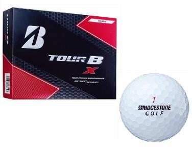 ゴルフボール「TOUR BX」1ダース 寄附金額12,000円
