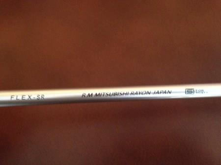 FG16 CAVITY オリジナルカーボン アイアンセット 寄附金額485,000円