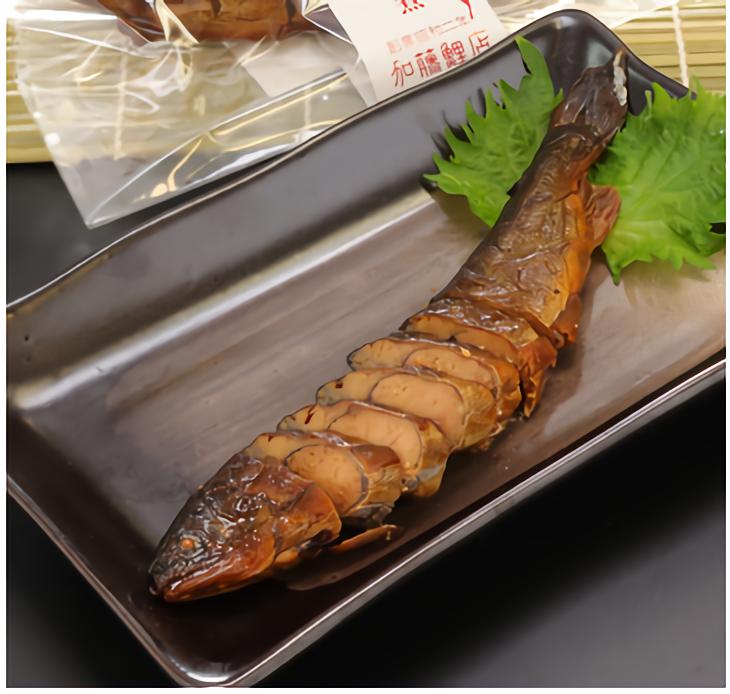 長野県産 子持ち鮎の姿煮 寄附金額10,000円 (長野県)
