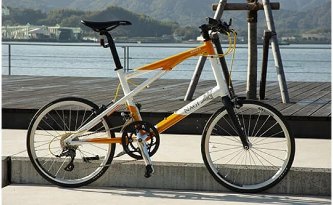 NAGI BIKE NS451-F<はっさくイエロー> イメージ
