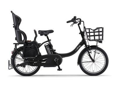 電動アシスト自転車Bubby un リアチャイルドシート標準装備モデル マットブラック2 寄附金額440,000円 イメージ