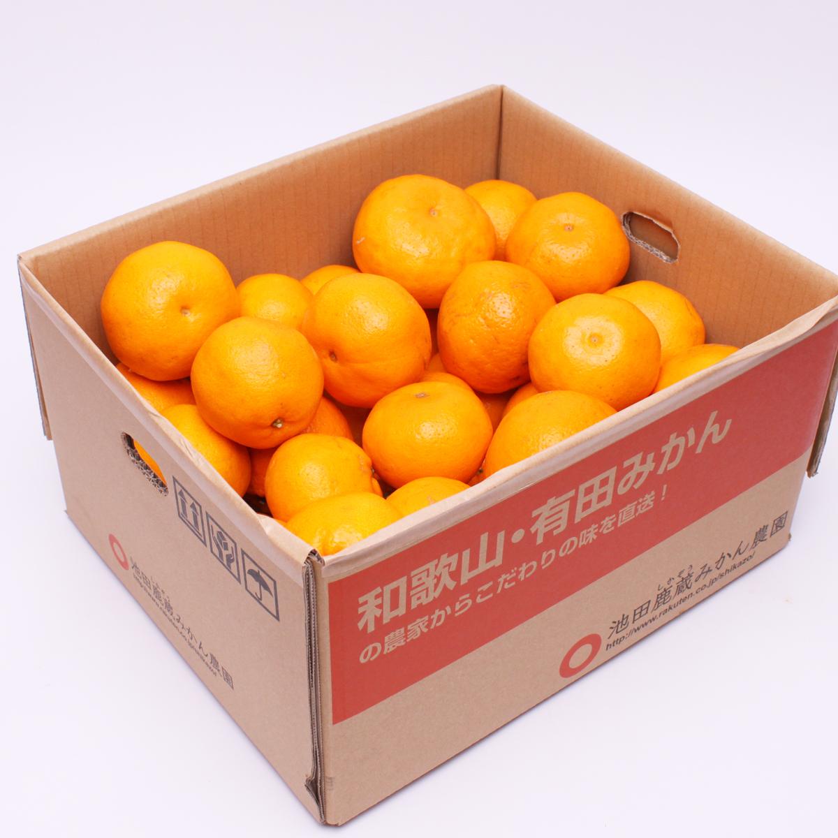 特別栽培 はるみ7kg 【発送時期指定可】有機肥料100% 寄附金額12,000円 (和歌山県広川町)