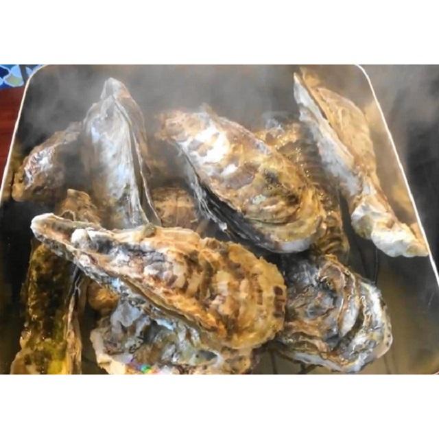 漁師の牡蠣カンカン焼きセット 寄附金額10,000円 (宮城県石巻市)-2