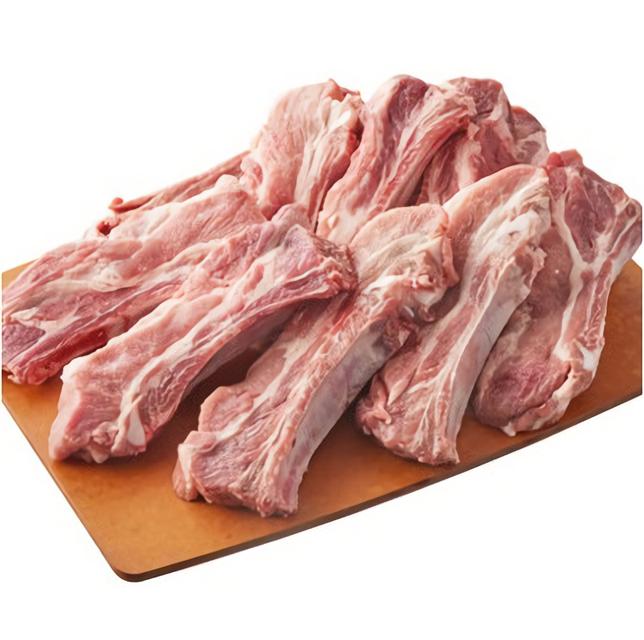佐藤畜産の極選豚 スペアリブ3kgセット 寄附金額10,000円 (茨城県土浦市)
