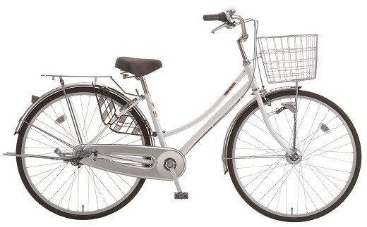 内装3段オートライト付き自転車 シティーコレクション26型