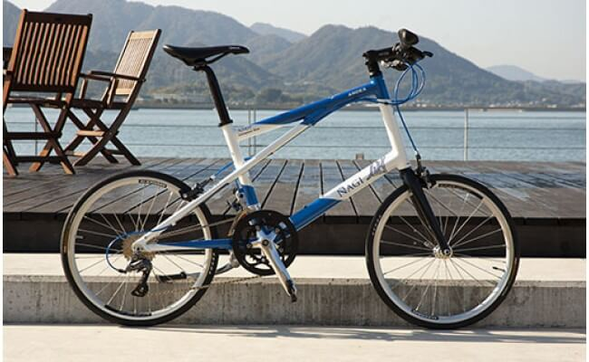 NAGI BIKE NS451-F<しまなみブルー> イメージ