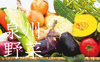 季節の泉州野菜セット(大)半年セット 寄付金額50,000円(大阪府泉佐野市)