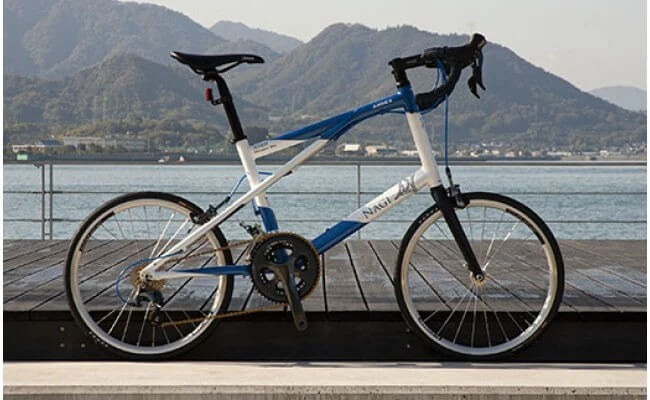 NAGI BIKE NS451-S<しまなみブルー> イメージ
