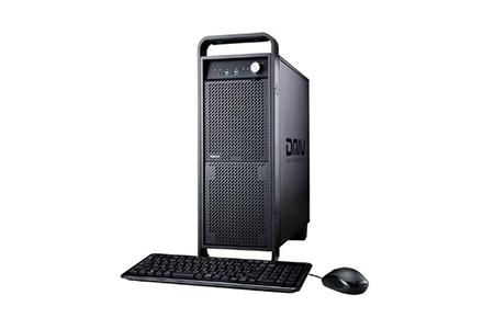 マウスコンピューター タワー型クリエイター向けデスクトップパソコン「DAIV-DGZ520S1-SH2-IIYAMA」寄附金額420,000円(長野県飯山市)