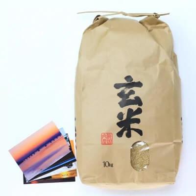 平成29年産七尾産コシヒカリ玄米10kg  寄付金額15,000円(石川県七尾市)