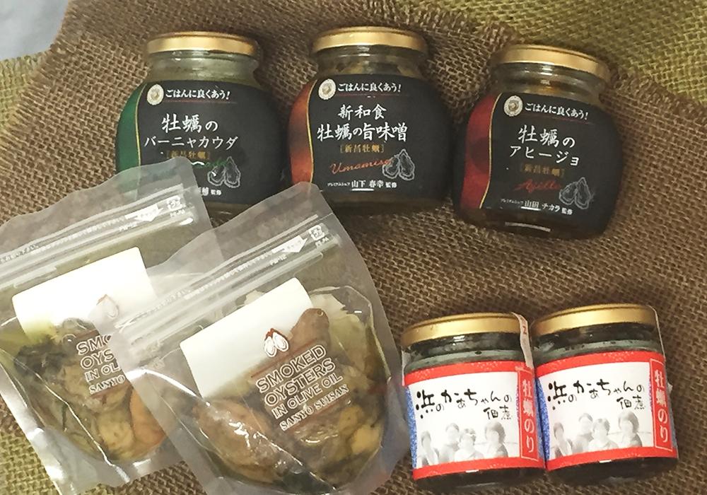 お好み牡蠣セット 寄附金額50,000円 (宮城県石巻市)